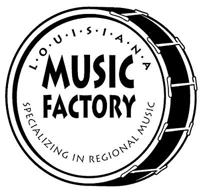 Louisiana Music Factory Logo